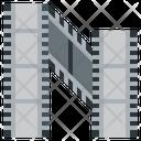 Film Reel Play Movie Entertainment Electronics Movie Icon