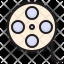 Film Reel Movie Reel Camera Reel Icon