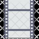 Film Reel Movie Camera Icon