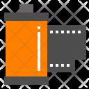 Film Roll Camera Icon