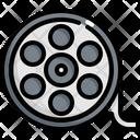 Film Roll Cinema Icon