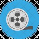 Film Roll Film Movie Icon