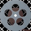 Film Strip Roll Icon