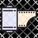Film Roll Movie Reel Film Reel Icon