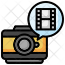 Film Roll Photography Entertainment Icon