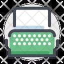 Script Fax Printer Icon