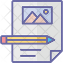 Film Storyboard Icon
