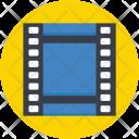 Film Strip Reel Icon
