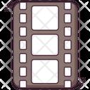 Film Strip Movie Strip Cinema Icon