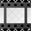 Film Strip Media Icon