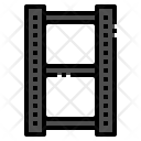 Film strips Icon