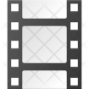 Film Strip Media Icon