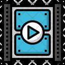 Film Camera Video Icon