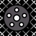 Reel Camera Film Icon