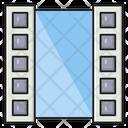 Filmstrip Movie Film Icon