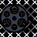Filmstrip Film Reeel Video Icon