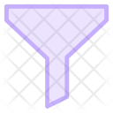 Filter Filtering Funnel Icon