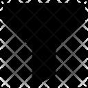 Filter Refine Mining Icon