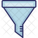 Cone Filter Filtered Icon