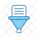Filter Artificial Intelligence Artificial Filter Icon