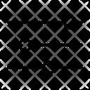 Filter Sort Arrange Icon