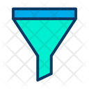 Funnel Sort Product Filter Icon