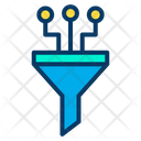 Artificial Intelligence Artificial Filter Icon