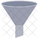 Filter Funnel Lab Icon