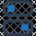 Volume Level Filter Settings Icon
