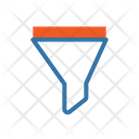 Filter Funnel Sort Icon