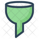 Filter Funnel Web Icon