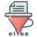 Function Funnel Hash Icon
