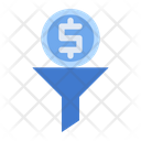 Conversion Money Filter Icon