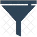 Business Financial Filter Icon