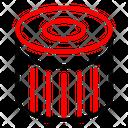 Filter Service Car Icon