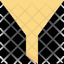 Filter Funnel Conversion Icon