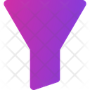 Filter Funnel Filtering Icon