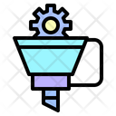 Filter Funnel Tool Icon