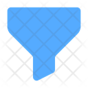 Filter Funnel Funneling Icon