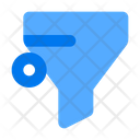 Filter Funnel Shorting Icon
