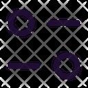 Filter Data Funnel Funnel Icon