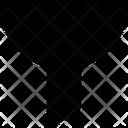 Filter Funnel Data Funnel Icon