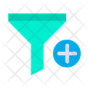 Filter Add Tools And Utensils Icon