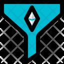 Filter Ethereum Icon