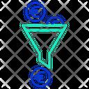 Filter Euro Icon