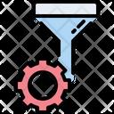 Filter Optimization Icon