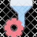 Filter Multimedia Report Icon