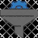 Seo Filter Optimization Icon