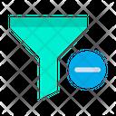 Filter Remove Icon