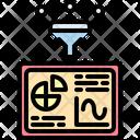 Filters Multimedia Web Icon